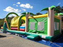 Radrock Bouncy Obstacle Course