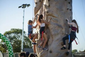 Hyperfest Climbing Pic 2