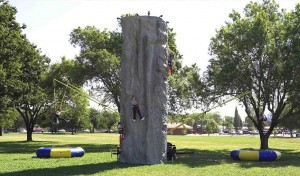 Radrock Climbing Wall & Extreme Bungee Jumpers