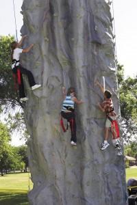 Radrock Climbing Wall: Kids