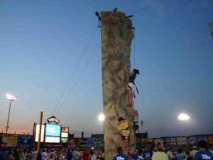 Radrock Climbing Wall: Twilight Festival